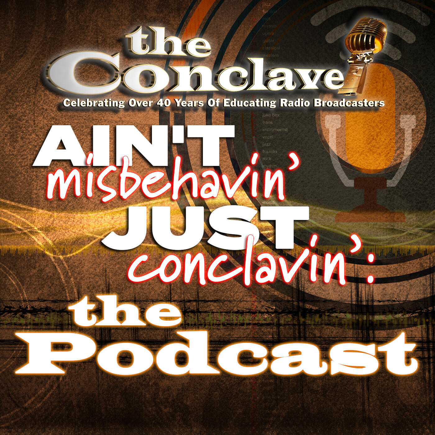 Audioboom / Ain't Misbehavin', Just Conclavin': The Podcast