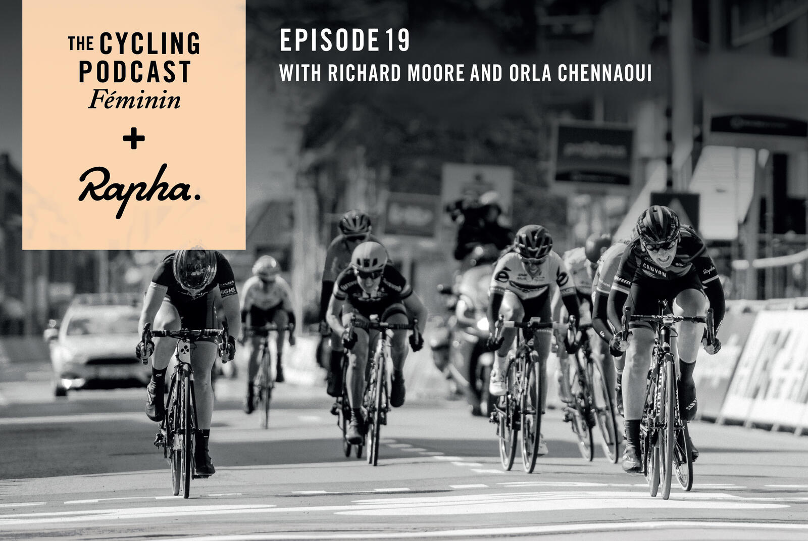 The Cycling Podcast Féminin | Episode 19