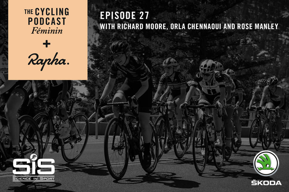 27: The Cycling Podcast Féminin | Episode 27