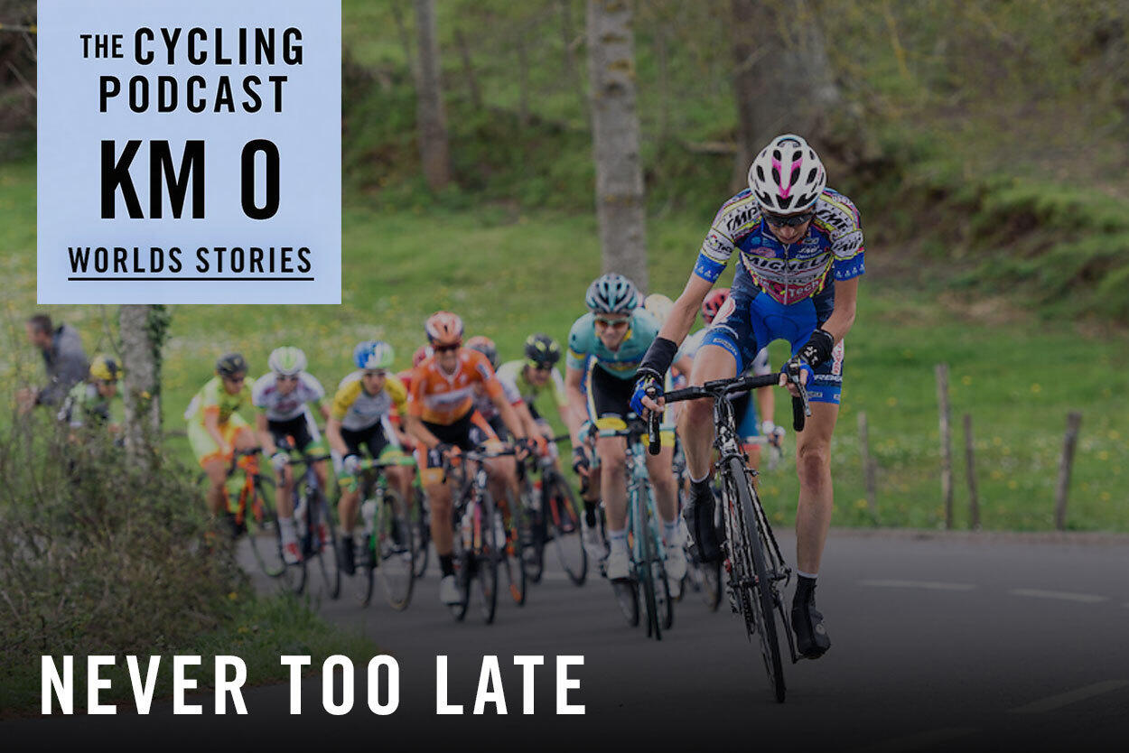 139: Kilometre 0 Worlds Stories: Never too late