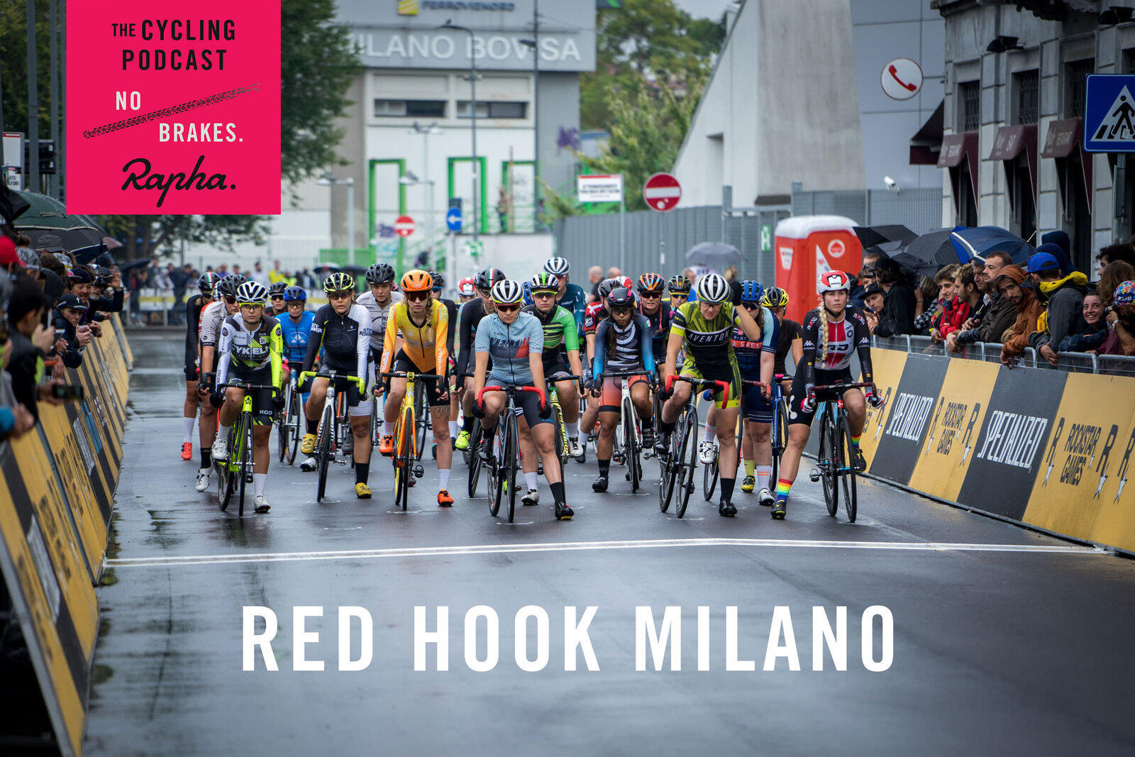 144: No Brakes | Red Hook Milano