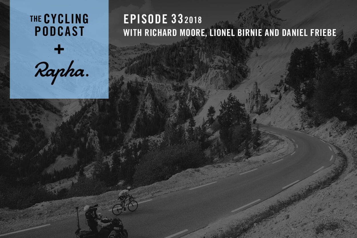 145: The 2019 Giro and Chris Hoy on the revolution in track sprinting