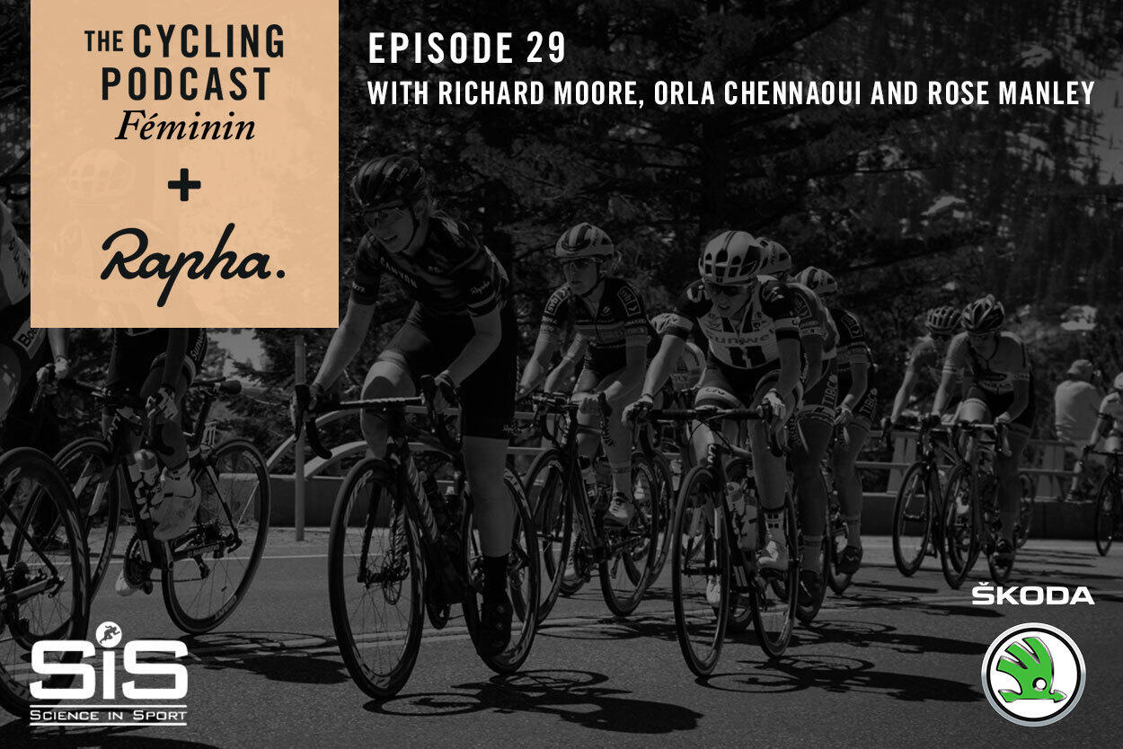148: The Cycling Podcast Féminin | Episode 29