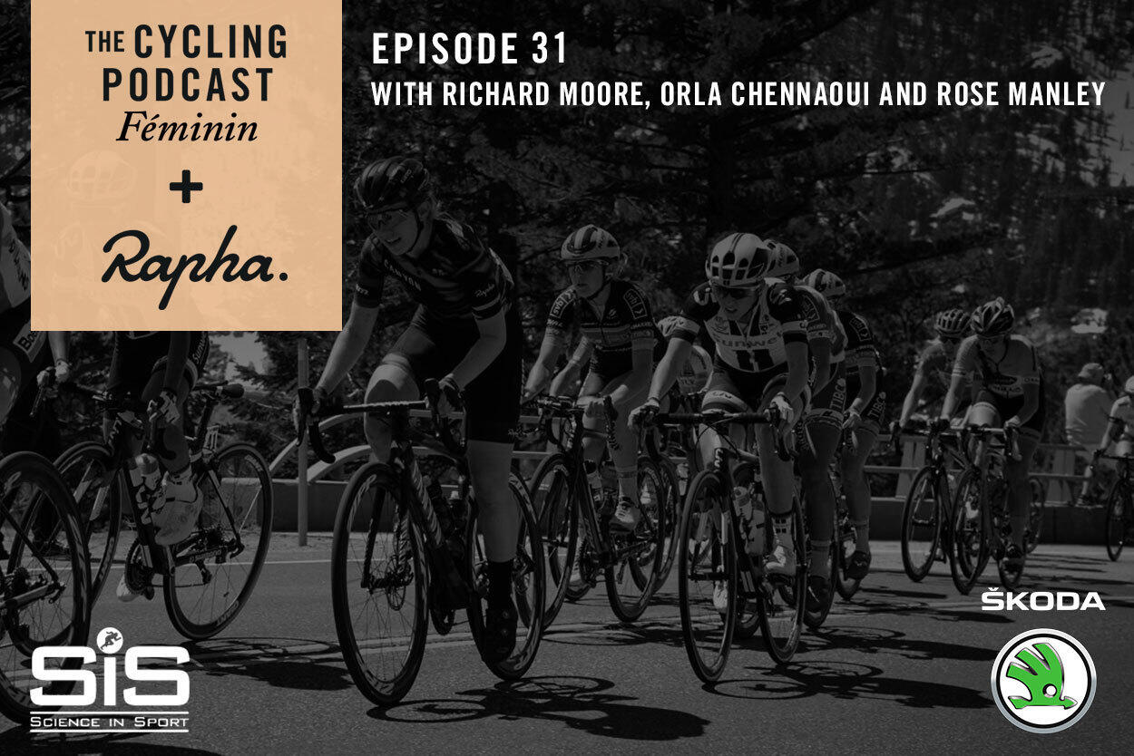 4: The Cycling Podcast Féminin | Episode 31