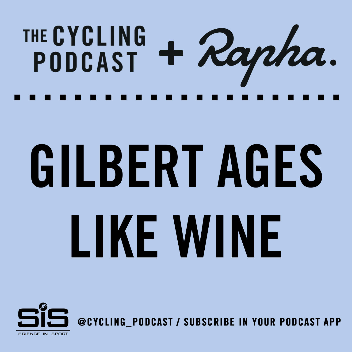 25: Gilbert ages like wine