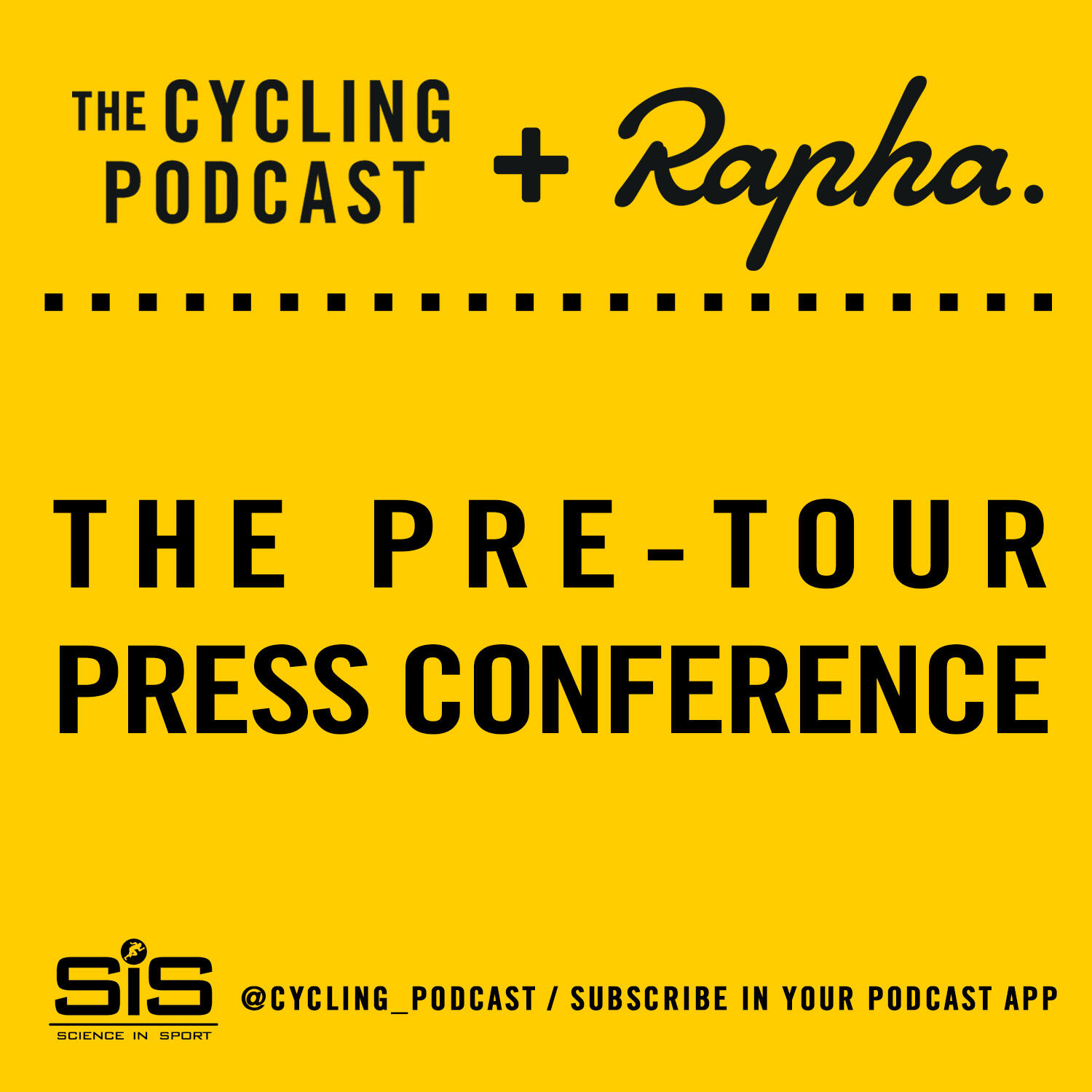 77: The Pre-Tour Press Conference