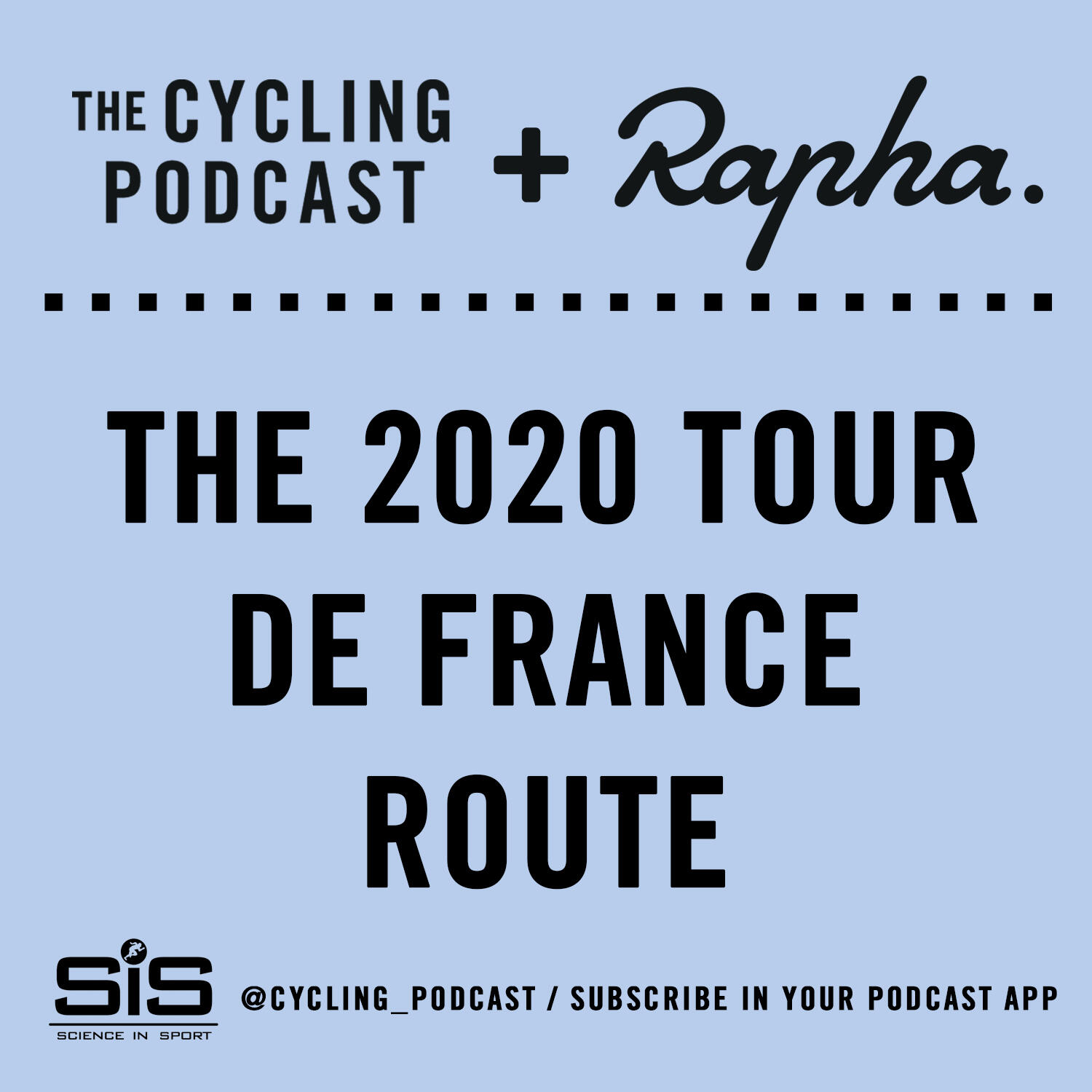 169: The 2020 Tour de France route