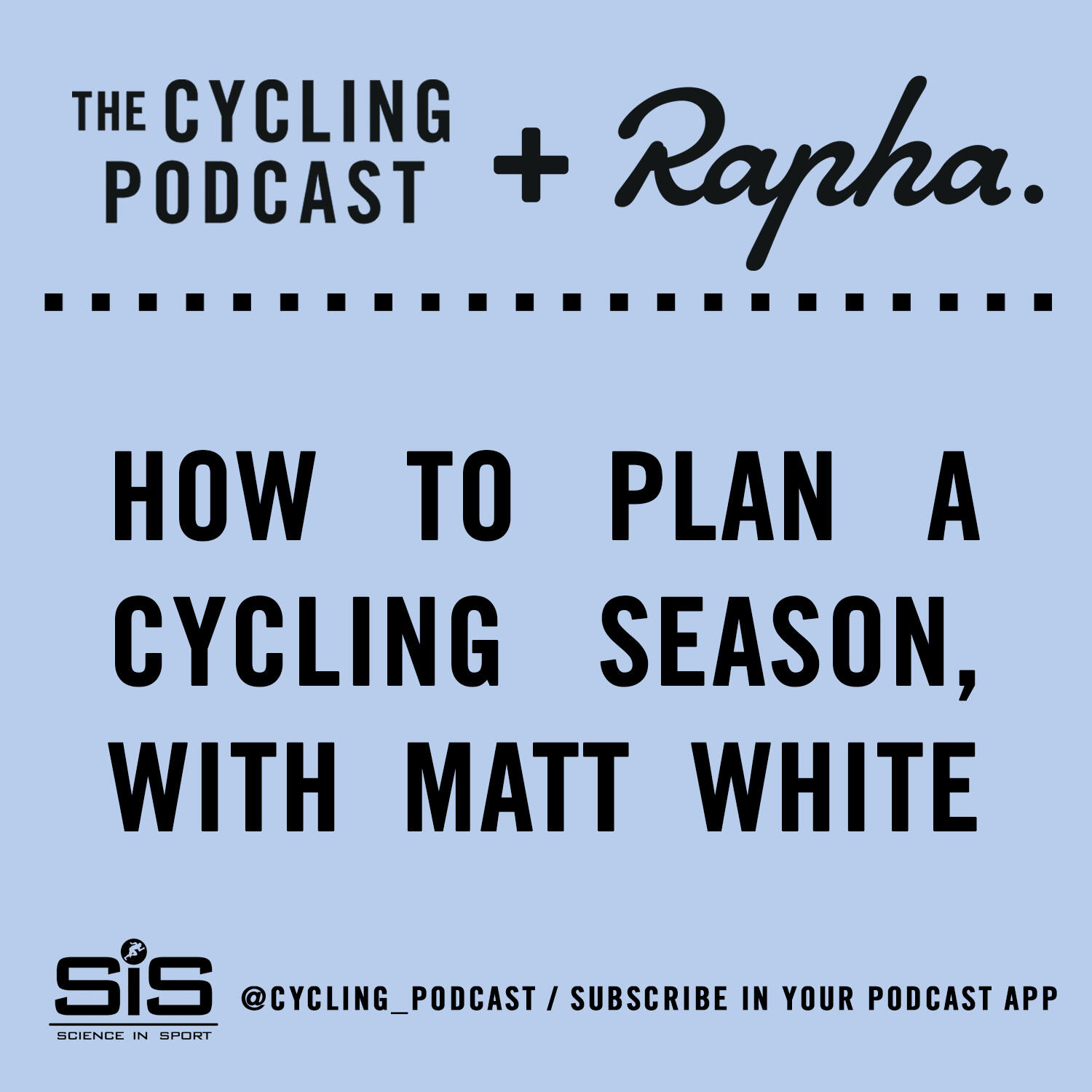 175: How to plan a cycling season, with Matt White