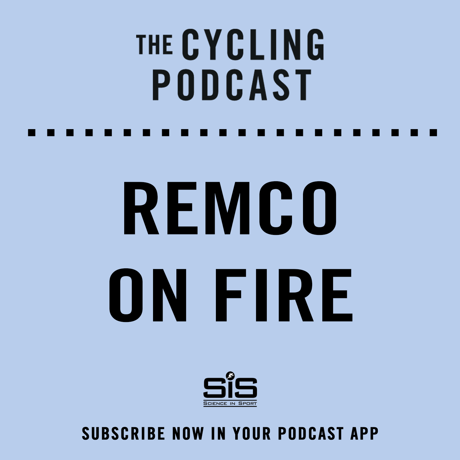 19: Remco on fire