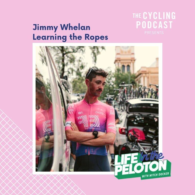 12: Life in the Peloton – Jimmy Whelan