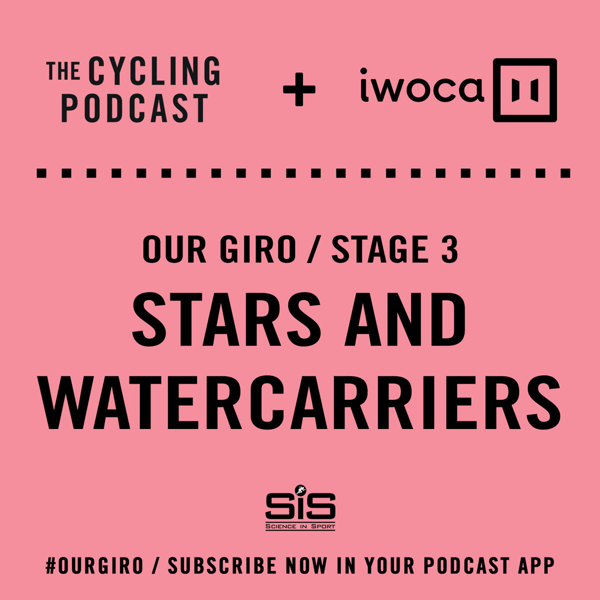 48: Our Giro stage 3: Stars and Watercarriers