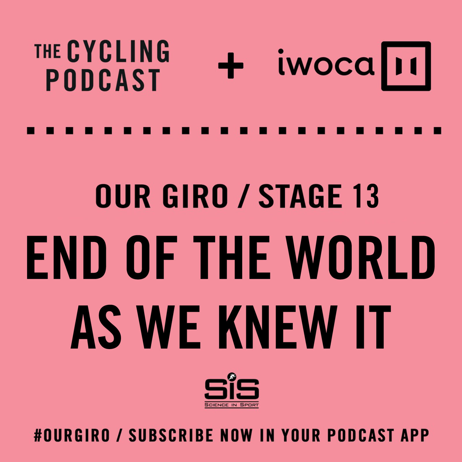 60: Our Giro stage 13: End of the world as we knew it