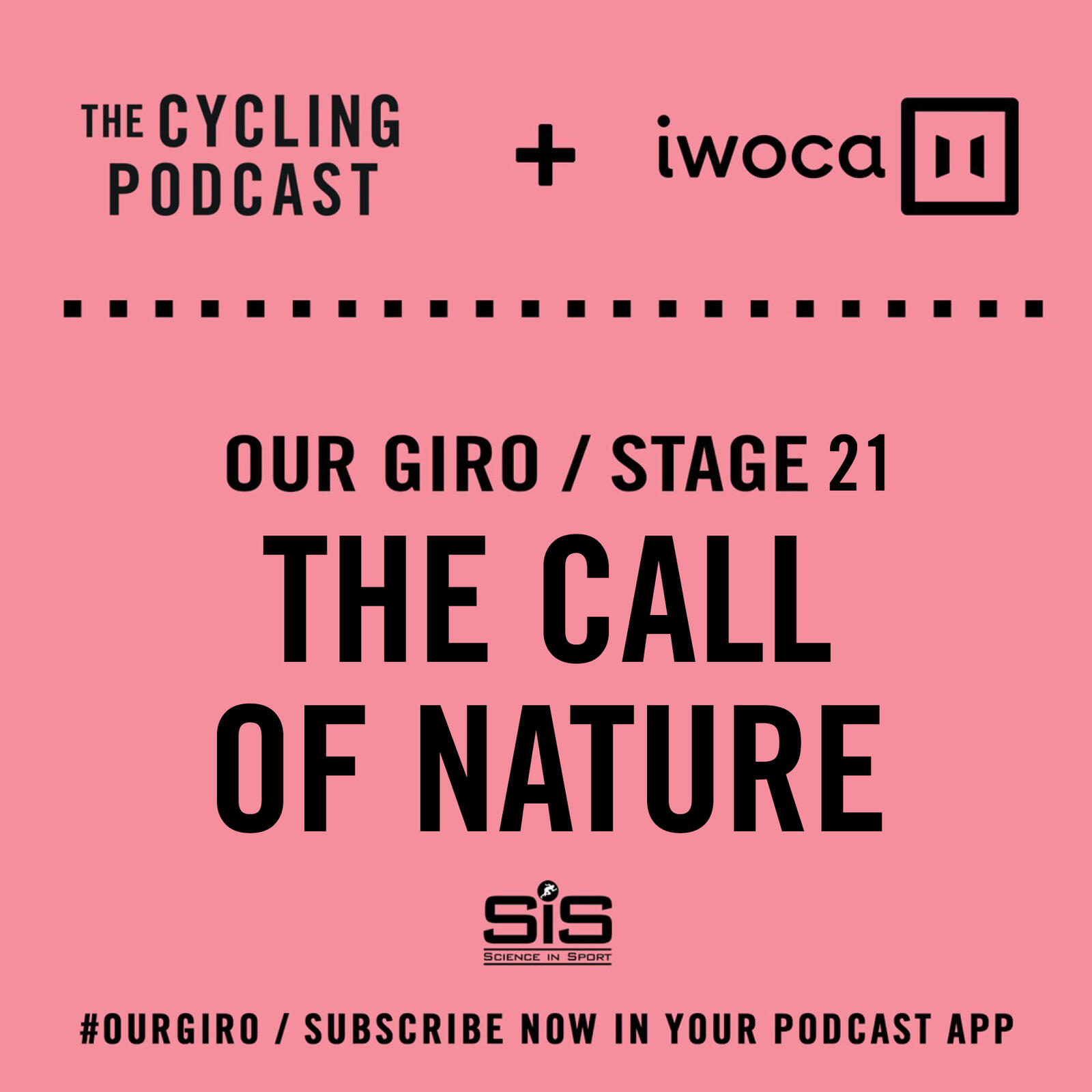 69: Our Giro stage 21: The call of nature
