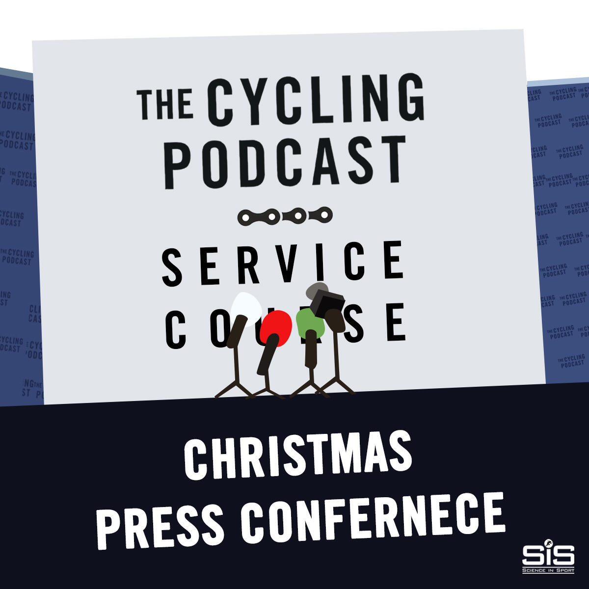 204: Service Course | Christmas Press Conference