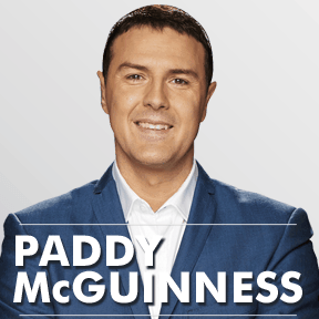 Paddy McGuinness show