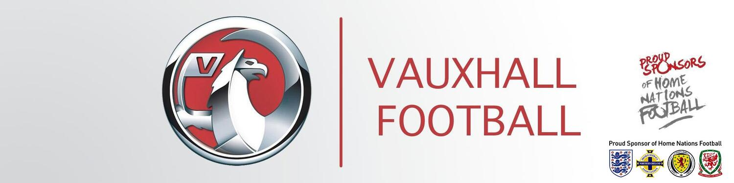 Vauxhall Home Nations Football Show