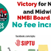 Victory for Nurses and Midwives