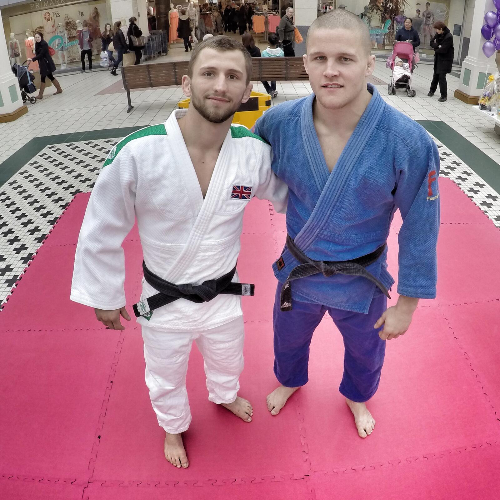 Audioboom / Camberley Judo Club Success in South America 2015