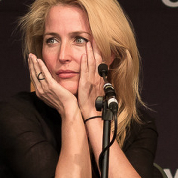 Audioboom / Gillian Anderson On The X Files, The Fall and much, much