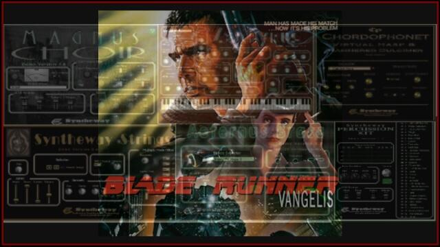 Audioboom / Blade Runner (Vangelis) Zephyrus, Syntheway Strings