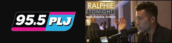 95.5 PLJ: Ralphie Tonight with Ralphie Aversa