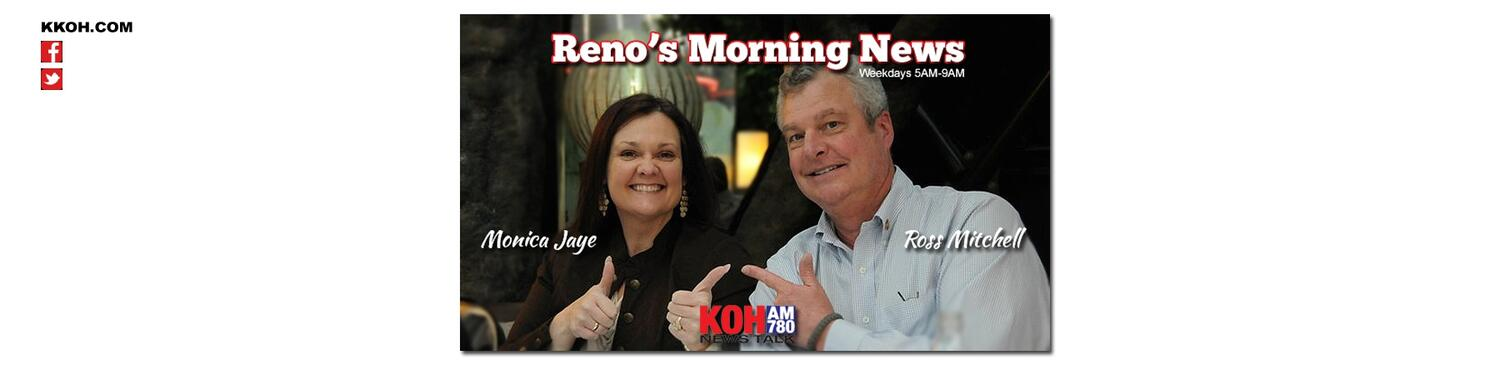 Reno's Morning News with Ross & Monica