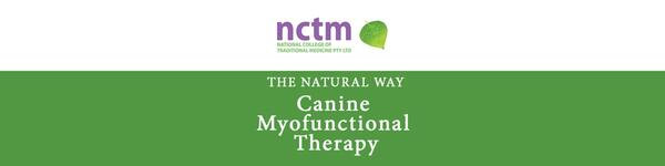 The Natural Way: Canine   Myofunctional Therapy