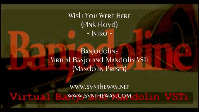 Audioboom / Wish You Were Here (Pink Floyd) Intro Syntheway