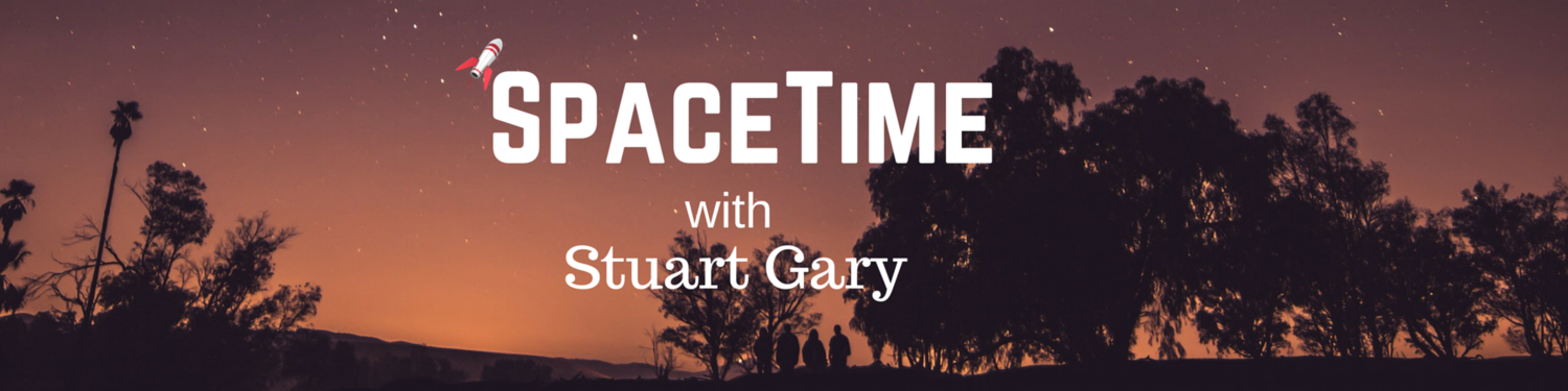SpaceTime with Stuart Gary