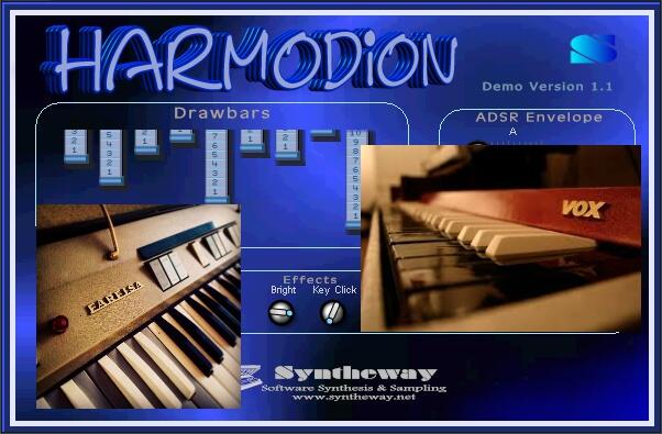 Audioboom / Light My Fire (The Doors) Harmodion (Vox Continental