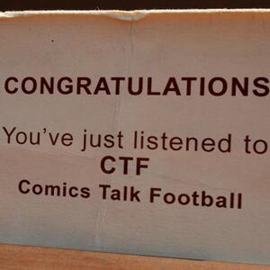 Comics Talk Football