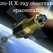 Astro-H X-ray observatory spacecraft AB HQ