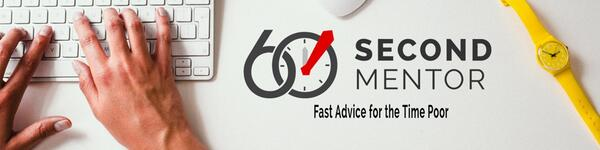 60 Second Mentor