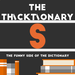 thicktionary letters S