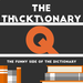 thicktionary letters Q