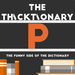 thicktionary letters P