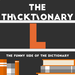 thicktionary letters L