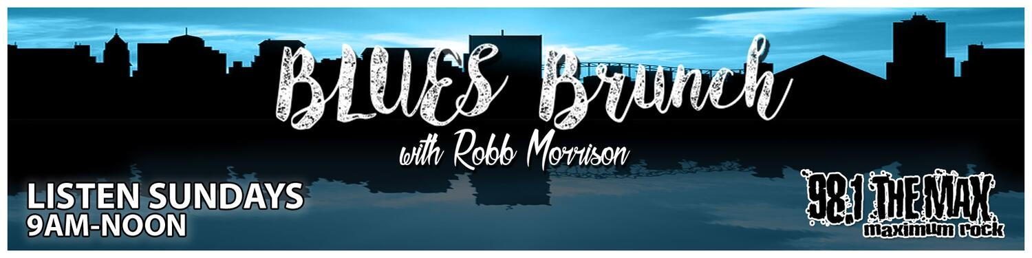 Blues Brunch with Robb Morrison