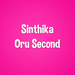 sinthika oru second