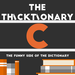thicktionary letters C