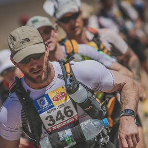 The Toughest Foot Race on Earth
