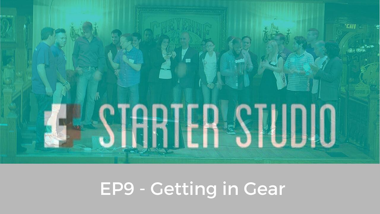 EP9 - Getting in Gear