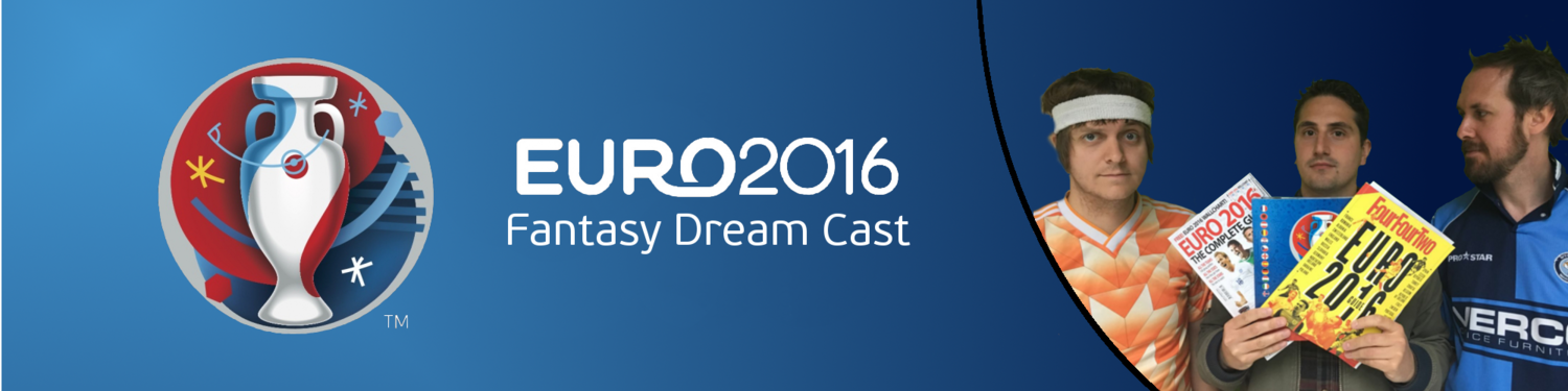 Euro 2016 Fantasy Dream Cast