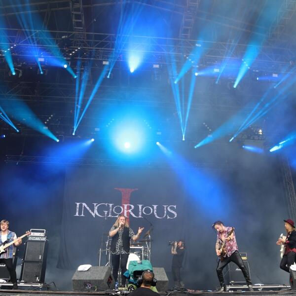Audioboom / Planet Rock at Download Festival 2016