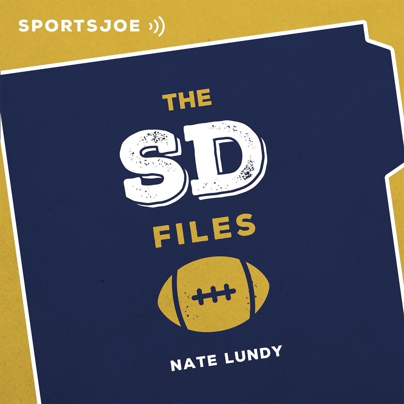The SD Files: The Ultimate Chargers Podcast thumbnail