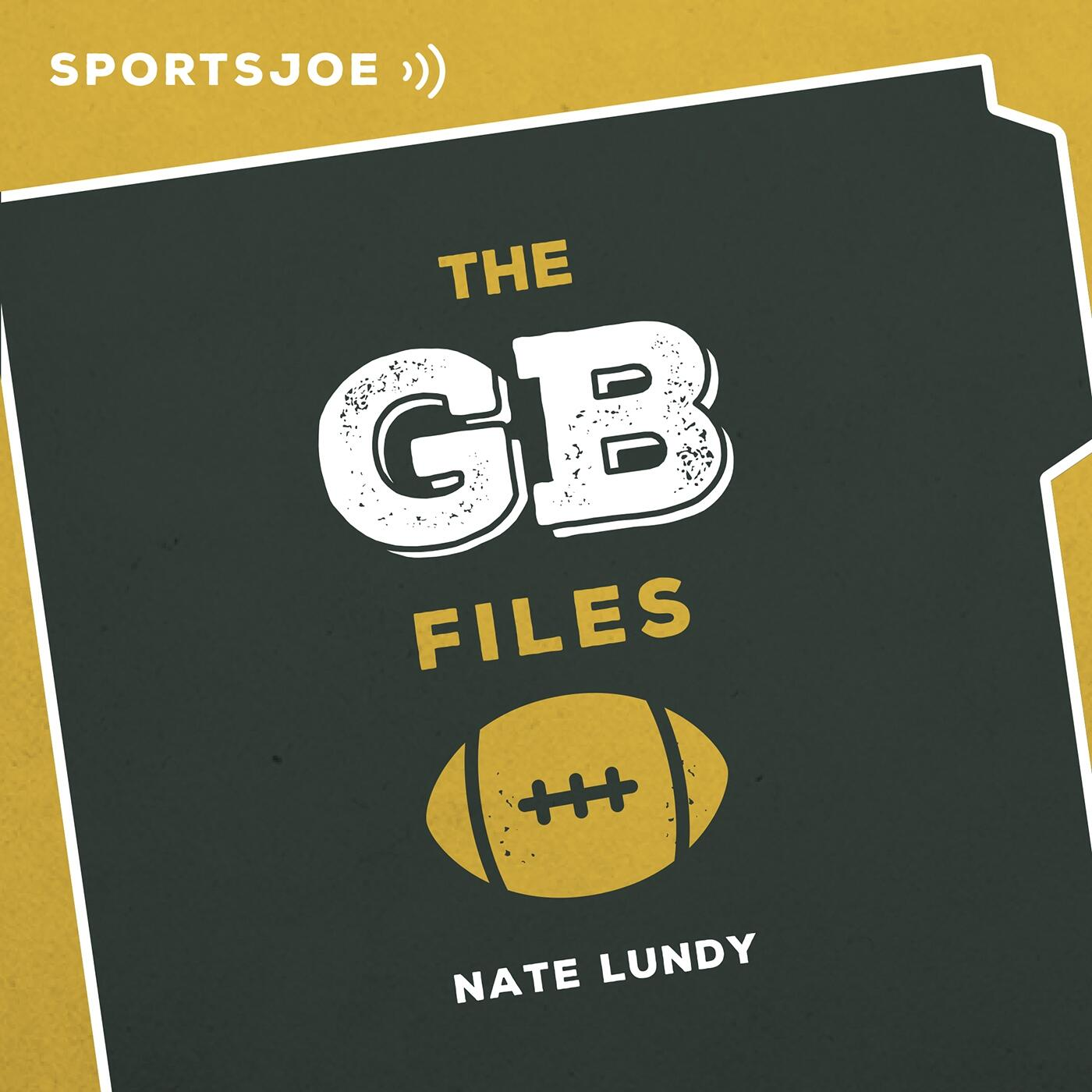 The GB Files: The Ultimate Packers Podcast thumbnail