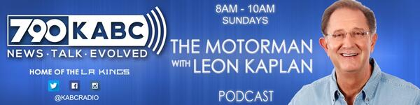 The Motorman with Leon Kaplan