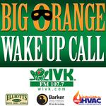 Big Orange Wake Up Call