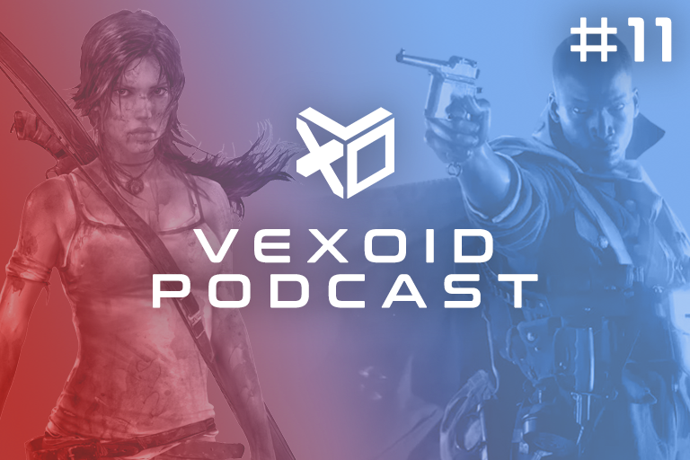 Vexoid Podcast #11: Battlefield 1, Rise of the Tomb Raider, Titanfall 2 & Sausage Party,