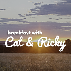 Cat and Ricky